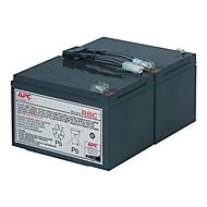 APC Replacement Battery Cartridge #6 - USV-Akku - Bleisäure