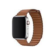 Apple 44mm Leather Loop - Uhrarmband für Smartwatch