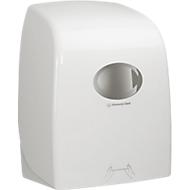 AQUARIUS contactloze rolhanddoekdispenser, wit