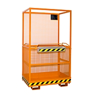 Arbeitsbühne MB-A, orange RAL 2000