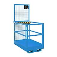 Arbeitsbühne MB-D/L, blau RAL 5012