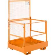 Arbeitsbühne MB-F, orange RAL 2000