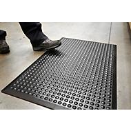 Arbeitsplatzmatte Bubblemat Nitril, 600 x 900 mm