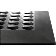Arbeitsplatzmatte Drehimpuls B1, 650 x 950 mm
