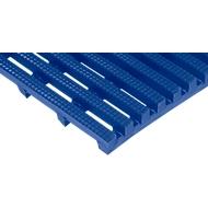 Arbeitsplatzmatte Yoga Roll®, 1220 mm breit, blau