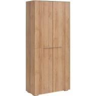 Archiefkast Amy, 5 ordnerhoogten, met deuren, B 808 x H 1816 mm