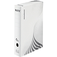 Archivboxen Leitz® Easyboxx, Format DIN A4, mit Aufbau-Automatik, 25 Stück, 80 mm