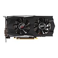 ASRock Phantom Gaming D Radeon RX580 8G OC - Grafikkarten - Radeon RX 580 - 8 GB