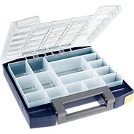 Assortimentskoffer boxxser 55 5x5-15 inzetstukken