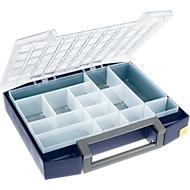 Assortimentskoffer boxxser 80 5x10-14 inzetstukken