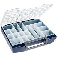 Assortimentskoffer boxxser 80 8x8-18 inzetstukken