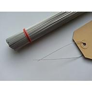 Attaches métalliques, 200 mm, par 1000 pièces