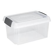 Aufbewahrungsbox Sunware Nesta Office Box, inkl. erhöhter Deckel, Kunststoff, 60 l