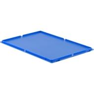 Auflagedeckel MF-D 43 PP, blau