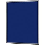 Aushängetafel A2, 505 x 15 x 765 mm, blau
