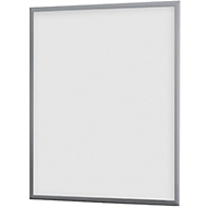 Aushängetafel A2, 505 x 15 x 765 mm, weiß