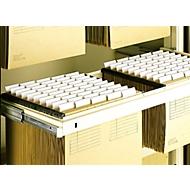 Ausziehbarer Hängeregistraturrahmen für Stahlschrank TS 2