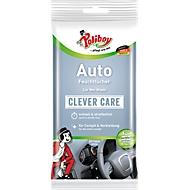 Auto Feuchttücher POLIBOY, antistatisch, streifenfrei, hautverträglich, PEFC-zertifiziert, 20 Stück