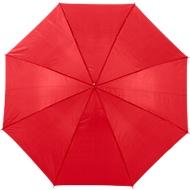 Automatik-Stockschirm Cascade, inkl. einfarbige Werbeanbringung, rot