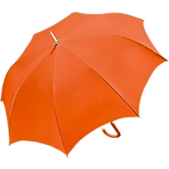 Automatik-Stockschirm, orange