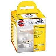 AVERY® Zweckform Adress-Etiketten Nr. AS0722400, permanent, 2 x 260 Stück