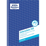 Avery Zweckform Lieferschein Nr. 726