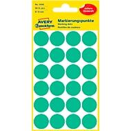 AVERY Zweckform Markierungspunkte 3006, grün