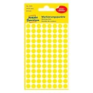 AVERY Zweckform Markierungspunkte 3013, gelb