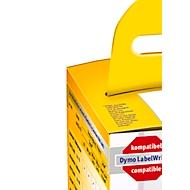 AVERY® Zweckform Ordner-Etiketten, breit, Nr. AS0722480, permanent