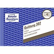Avery Zweckform Quittung, MwSt. Nr. 302