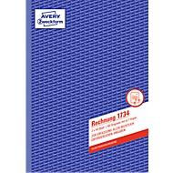 AVERY® Zweckform Rechnung, 1. und 2. Blatt bedruckt Nr. 1734