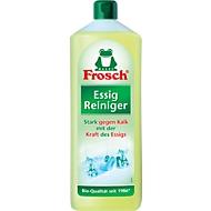 Azijn anti-kalkreiniger Frosch, 1 liter