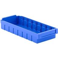 Bac de rayonnage RK400 bleu