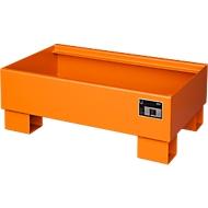 Bac de rét. AW 60-1, orange RAL 2000