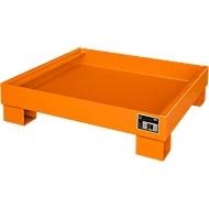 Bac de rét. AW 60-2, orange RAL 2000