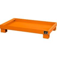 Bac de rét. AW 60-3, orange RAL 2000