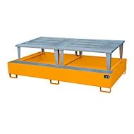 Bac de rétention AWA1000-2 orange
