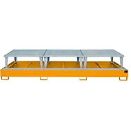 Bac de rétention AWA1000-3 orange