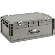 Bac mallette ELB 6220 gris
