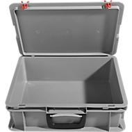 Bac mallette EURO-FIX EF4120 gris