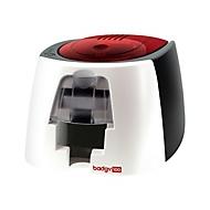 Badgy 100 - Plastikkartendrucker - Farbe - Thermosublimation/thermische Übertragung