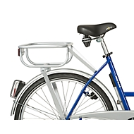 Bagagedrager voor transportfiets, staal, eenvoudig te monteren, zwaar belastbaar