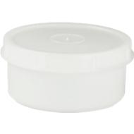 Bak met schroefdeksel, rond, 250 ml, ø 104 x H 50 mm