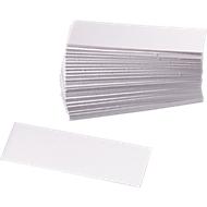 Bandes cartonnées,  h 10 x 50 mm, 100 pièces