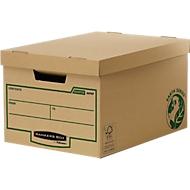 Bankers Box® archiefopbergdozen Earth Series, geschikt voor 5 archiefdozen, 10 stuks