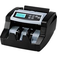 Banknotenzähler ratiotec® rapidcount B20, Euro-Noten, mit Echtheitsprüfung, Stückzählung