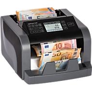 Banknotenzählmaschine Rapidcount S 575, f. EURO-Noten, Stück- & Wertzähler, Echtheitsprüfung