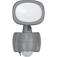 Batterie-LED-Strahler Brennenstuhl LUFOS 200, Innen- und Außenbereich, IP44, Bewegungsmelder, 210 lm
