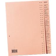 Bauabrechnungsregister, A4