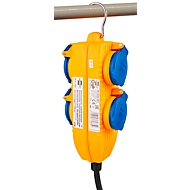 Baustellenkabel brennenstuhl® IP 54 mit Powerblock, 5 m